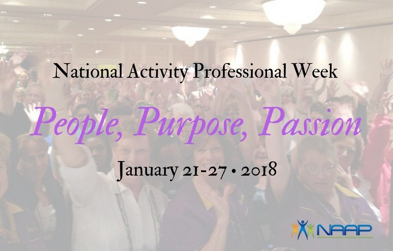 People, Purpose and Passion – NAPW