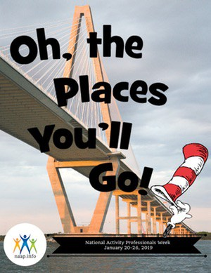 Oh the Places You'll Go – NAPW